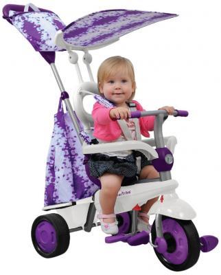 Велосипед Smart Trike STSTS6752000 фиолетовый