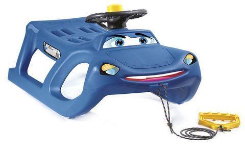 Санки Prosperplast Zigi-Zet Steering Blue(blue ISZGS-3005U) ледянка prosperplast speed green зеленый istl g800