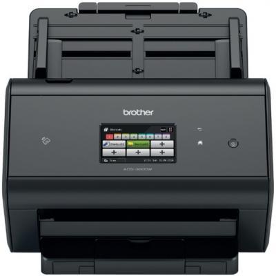 Сканер Brother ADS-3600W настольный, беспроводной, сетевой сканер brother ads1100w черный [ads1100wr1]