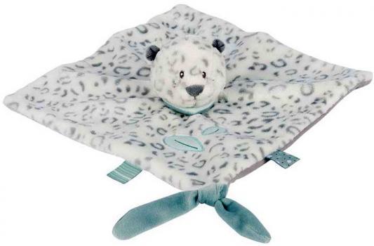 Мягкая игрушка леопард Nattou Doudou Loulou, Lea Hippolyte текстиль 28 см