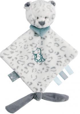 Мягкая игрушка леопард Nattou Loulou, Lea Hippolyte Doudou Леопард 15 см