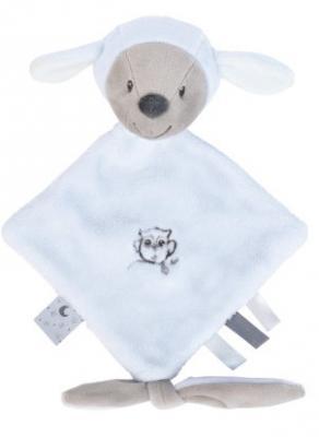 Мягкая игрушка овечка Nattou Doudou Sam Toby Овечка 15 см