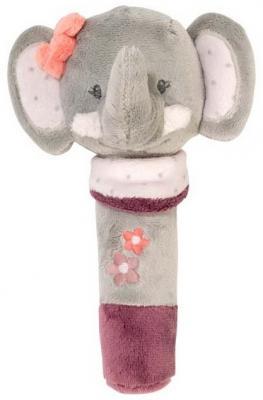 Мягкая игрушка слоник Nattou Adele Valentine Cri-Cris плюш 17 см игрушка мягкая nattou jack jules nestor слоник мишка утенок 843225