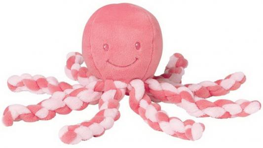Мягкая игрушка осьминог Nattou Soft Toy Octopus плюш розовый 23 см 1pc 10 20cm funny plush penis toy doll soft stuffed creative simulation penis pillow cute sexy kawaii toy gift for girlfriend