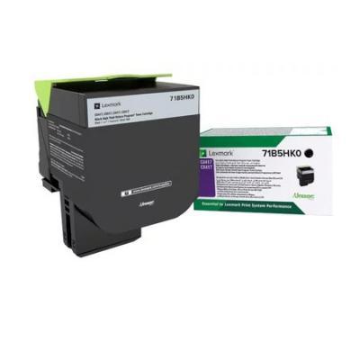 Картридж Lexmark 6000 стр. черный для CS417dn, CX417dn compatible toner lexmark c930 c935 printer laser use for lexmark refill toner c940 c945 toner bulk toner powder for lexmark x940