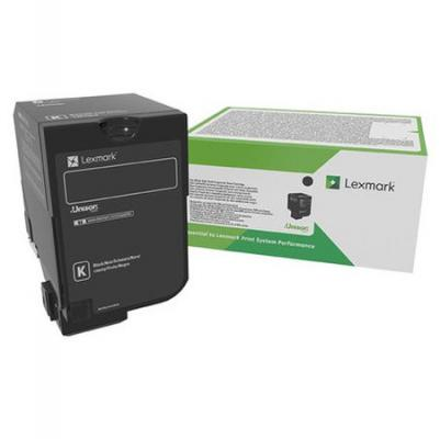 Картридж Lexmark CX725 Black High Yield Return Program Toner Corporate Cartridge все цены