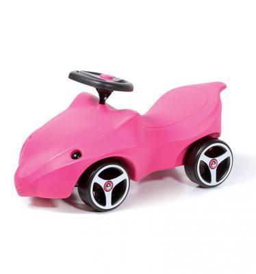 Каталка-машинка Brumee Nutee розовый от 1 года пластик BNUT-205C Pink