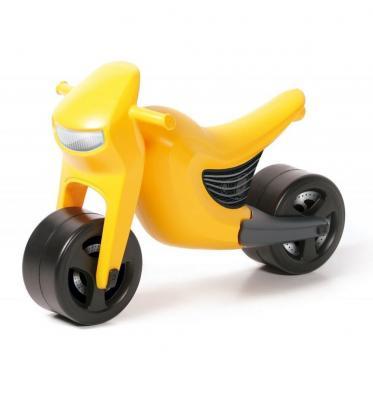 Каталка-мотоцикл Brumee Speedee желтый от 1 года пластик BSPEED-Y200 Yellow каталка на палочке s s toys вертолет желтый от 1 года пластик