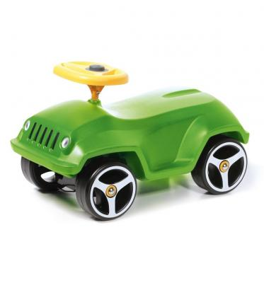 Каталка-машинка Brumee Wildee зеленый от 1 года пластик BWILD-361C Green ледянка prosperplast kid isg 361c green