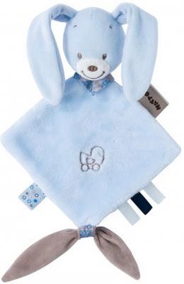 Мягкая игрушка кролик Nattou Alex Bibou Doudou текстиль 28 см игрушка мягкая nattou jack jules nestor слоник мишка утенок 843225