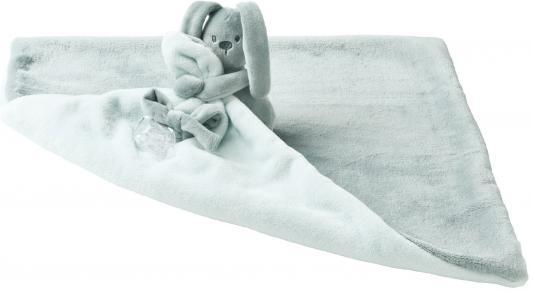 Мягкая игрушка большая Nattou Doudou Lapidou Кролик(878654 Coppergreen/Mint)