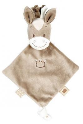 Мягкая игрушка лошадь Nattou Max, Noa Tom Doudou Лошадка 15 см