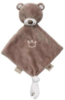 Мягкая игрушка малая Nattou Max, Noa Tom Doudou Мишка 777155