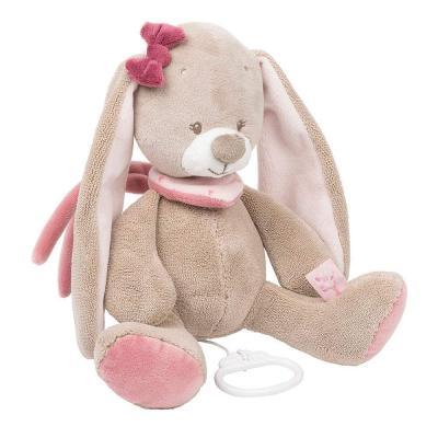 все цены на Интерактивная игрушка Nattou Soft Toy Nina, Jade & Lili Кролик от 6 месяцев коричневый 987059 онлайн