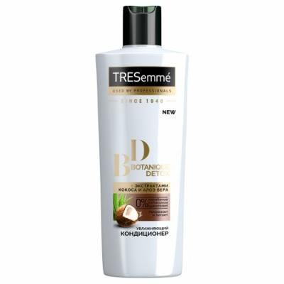 Tresemme Botanique Detox кондиционер для волос увлажняющий 400 мл