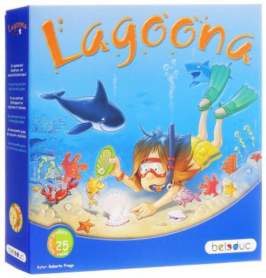 Развивающая игра Лагуна игры для малышей beleduc развивающая игра замок кастелино 22423