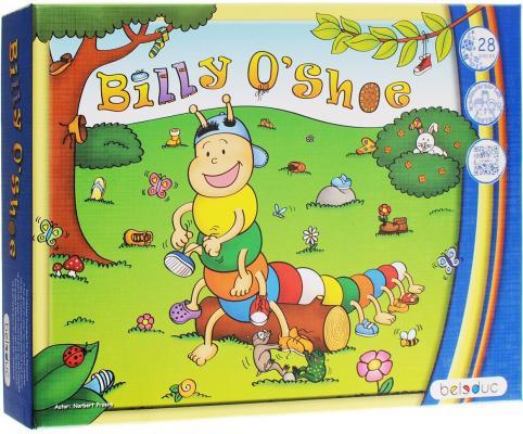 Настольная игра Beleduc развивающая Билли О'Шу игры для малышей beleduc развивающая игра замок кастелино 22423