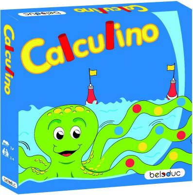 "Развивающая игра ""Калькулино"" beleduc развивающая игра веселая ферма 2"