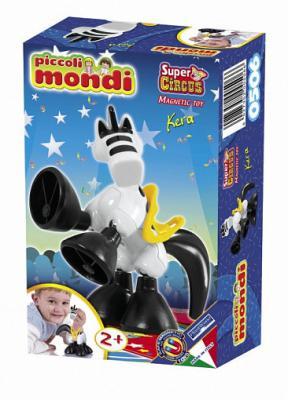 Магнитный конструктор Plastwood Piccoli Mondi Super Circus Kera магнитный конструктор plastwood ут 0001627 car ут 0001627 car