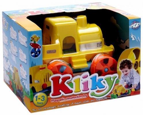 Купить Магнитный конструктор Plastwood УТ-0001627 Train УТ-0001627 Train, Магнитные конструкторы для детей
