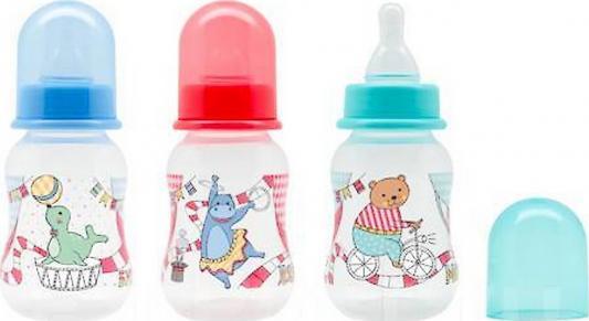 Бутылочка для кормления с молочной соской Just LUBBY,от 0 мес.,125мл.,полипропиле авент бутылочка для кормления пэс 125мл 2шт арт 86480 scf660 27