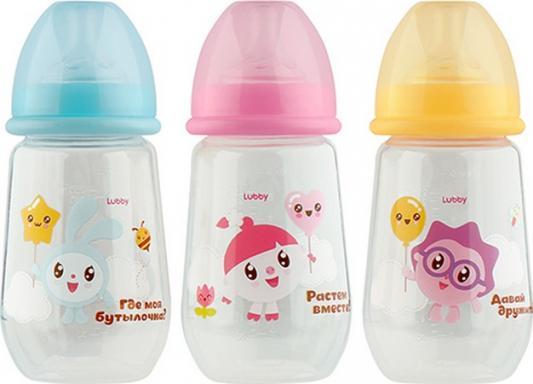 Бутылочка для кормления Малышарики,от 0 мес.,125мл.,полипропилен(PP), силикон авент бутылочка для кормления пэс 125мл 2шт арт 86480 scf660 27