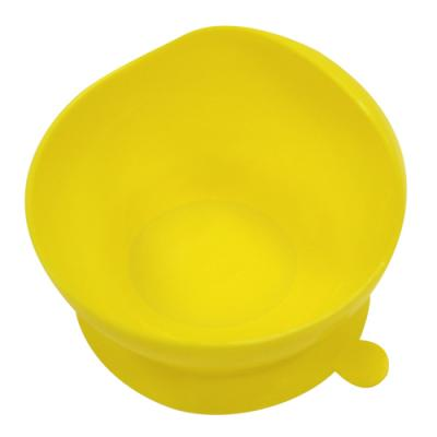 Тарелка Lubby Just LUBBY 1 шт желтый от 6 месяцев 14421