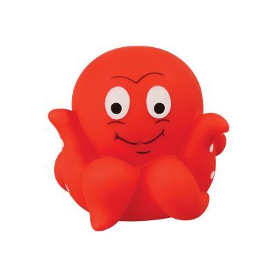Купить Игрушка для купания Светящийся Осьминожек , от 3 лет., пвх, Lubby, красный, Игрушки для купания