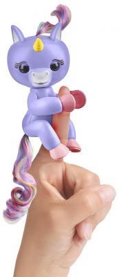 Интерактивная игрушка Март разное Алика от 5 лет пурпурный
