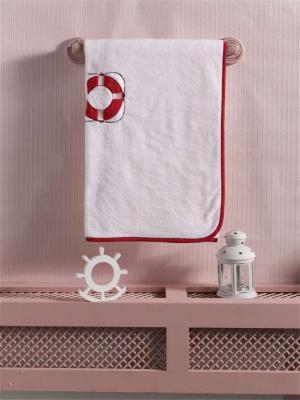 Плед велсофт &quot,Red Ocean&quot,, 100% полиэстер, размер 80*120 см
