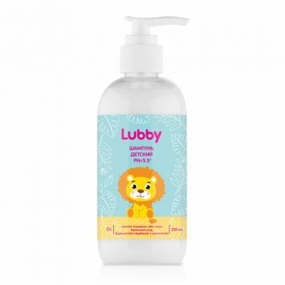 Шампунь Lubby Детский 250 мл УТ-0001740