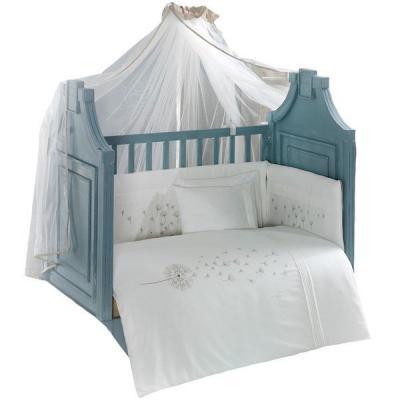 Комплект постельного белья 3 предмета KidBoo Blossom Linen (vanila)