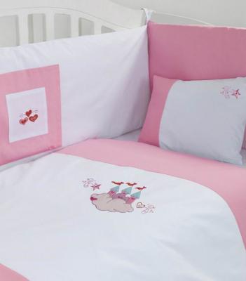Комплект постельного белья 3 предмета KidBoo Fairy Tale (pink)