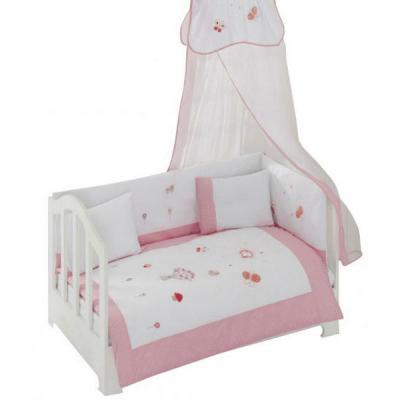 Комплект постельного белья 3 предмета KidBoo Funny Dream (pink)