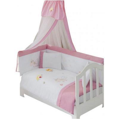 Купить КПБ 3 предметов серии Lovely Girls , KidBoo, розовый, Постельные сеты