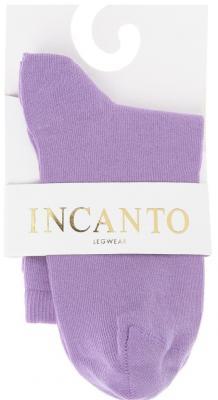 все цены на Incanto Носки женские cot IBD733004 размер 3 Lilla онлайн