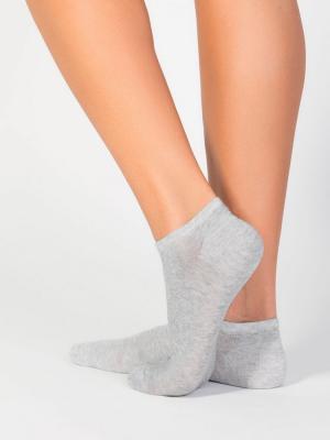 Incanto Носки женские cot IBD731005 grigio chiaro M, 2 носки incanto носки grigio