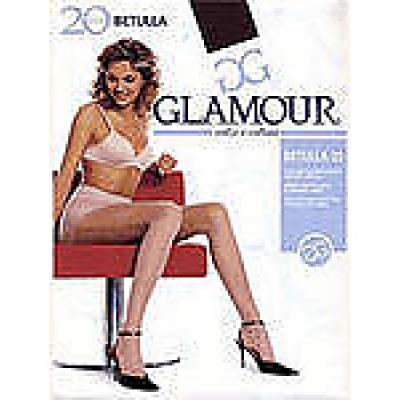 Glamour Колготки Betulla 20 Nero, 4 glamour колготки betulla 40 nero 5