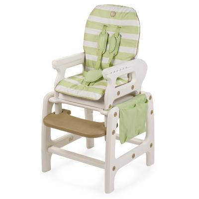 Купить Стульчик-парта Happy Baby Oliver (light green), зеленый, пластик, Стульчики для кормления