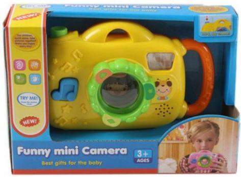 Фотоаппарат Наша Игрушка 100748123 в ассортименте игрушка смехторг скользун большой в ассортименте