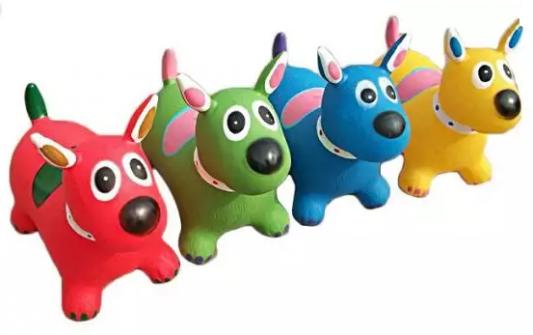Купить Игрушка-скакалка собака Наша Игрушка Собачка-попрыгунчик в ассортименте, Животные