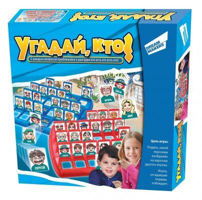 Настольная игра Dream makers логическая 707-10 игра настольная детская dream makers угадай кто 707 10