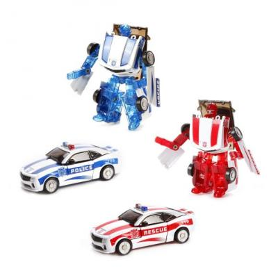 Трансформер Пламенный мотор Робот-Машина Космобот 870287 в ассортименте машина пламенный мотор машина пластик от 3 лет цвет в ассортименте 87420
