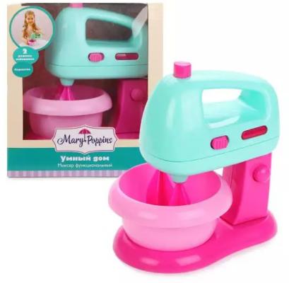 Миксер эл. бирюза Умный дом тостер электрофицированный mary poppins умный дом бирюза