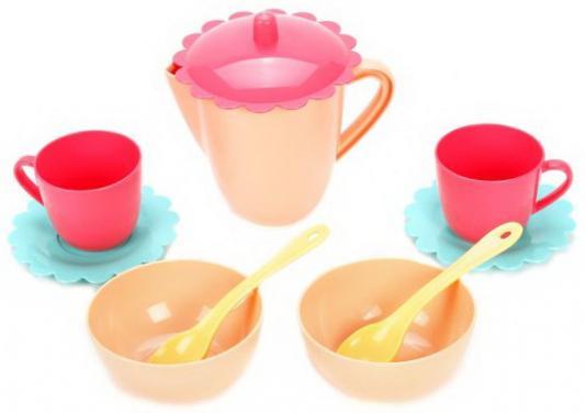 Чайный набор Mary Poppins Карамель 10 предметов чайный набор mary poppins бабочка  16 предметов 39318