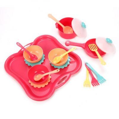 Игровой набор Mary Poppins Набор для готовки с подносом Карамель 19 предметов mary poppins пылесос mary poppins умный дом