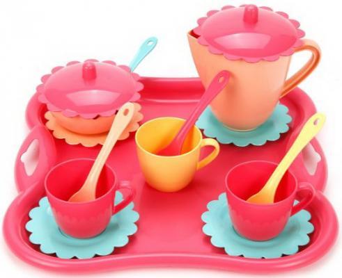 Чайный набор Mary Poppins Карамель 16 предметов mary poppins пылесос mary poppins умный дом