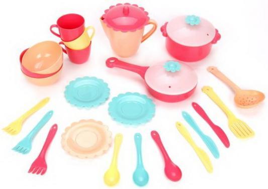 Набор посуды Карамель, сетка, 26пр.