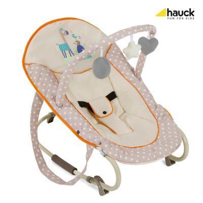 Кресло-качалка Hauck Bungee Deluxe (animals)