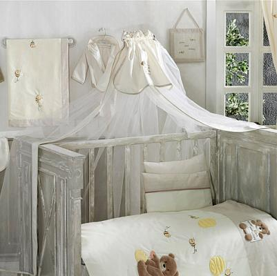 Балдахин 150x450см KidBoo Honey Bear (linen)